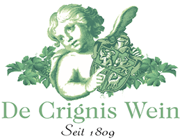 De Crignis Wein - Seit 1809