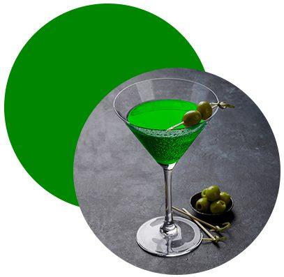 Rezeptvorschlag P31 Aperitivo Green
